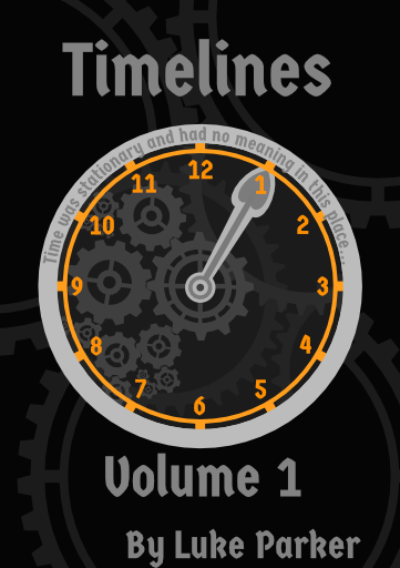 Timelines Volume 1 Cover.