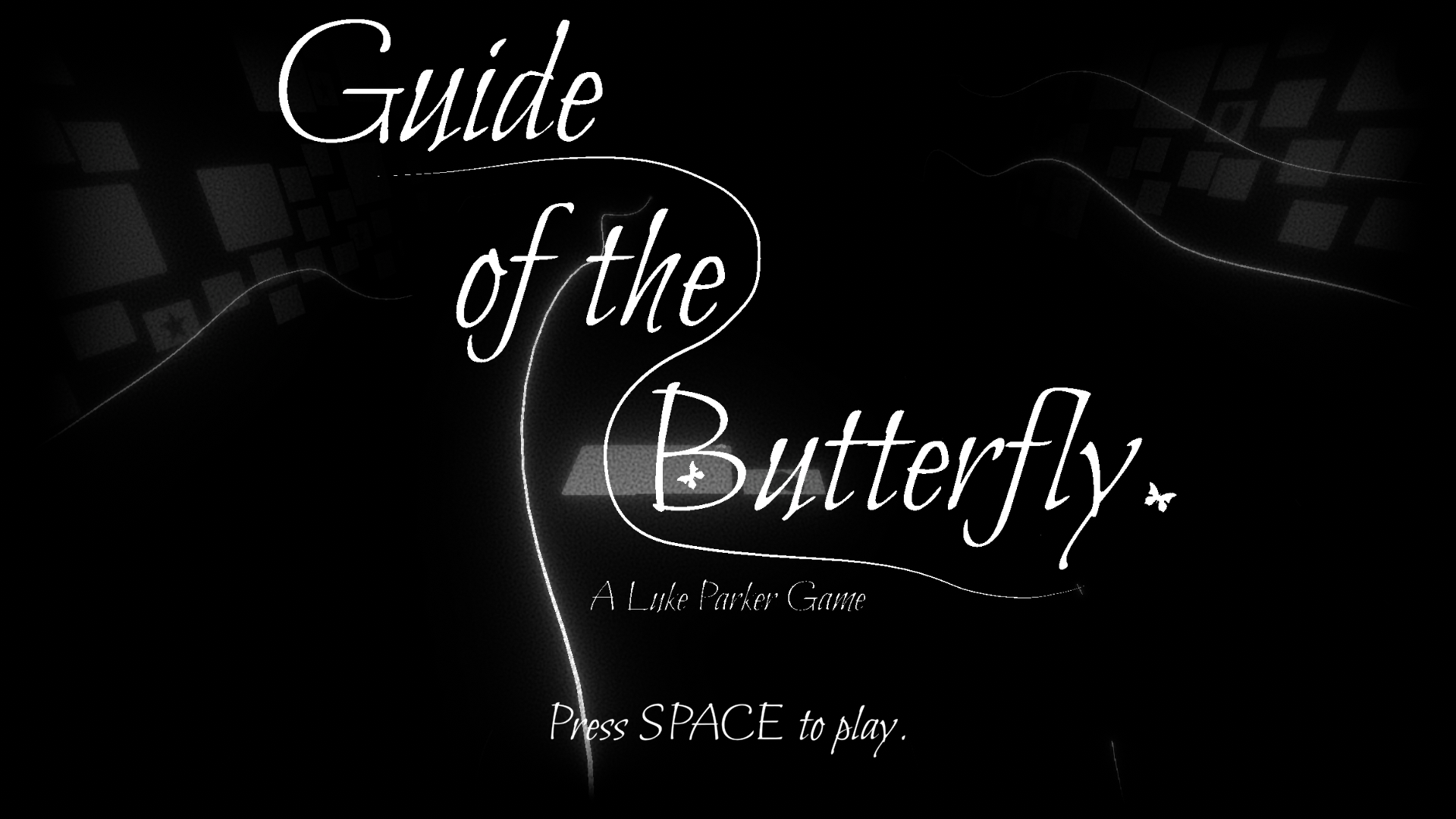 Guide of the Butterfly: A small game of small parts